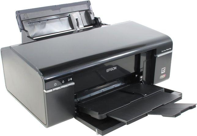 EPSON T50 новый фотопринтер