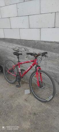 Оригинальный алюминиевый велосипед на 17 раме
