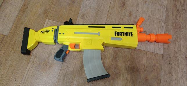 Пулемет Fortnite