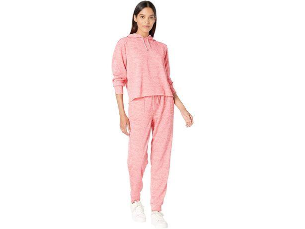 Комплект из флиса пуловер и брюки
