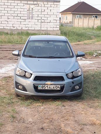 Продам Chevrolet Aveo 2013года