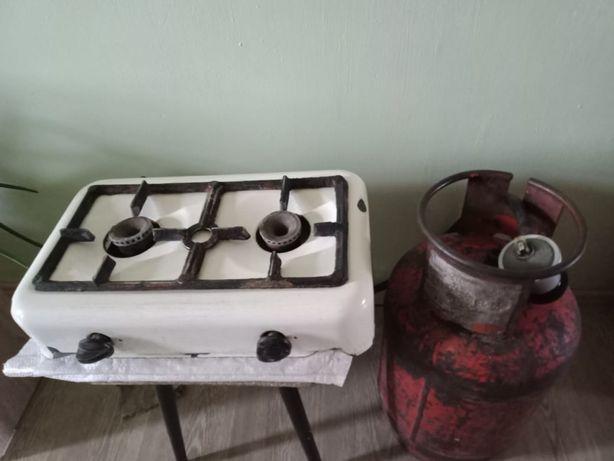 Продам газовую двухкомфорочную плиту