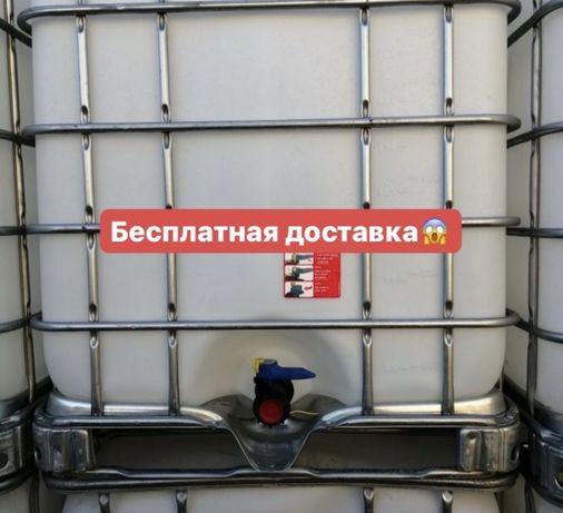 Еврокуб новый и питьевой, бочка, ёмкость