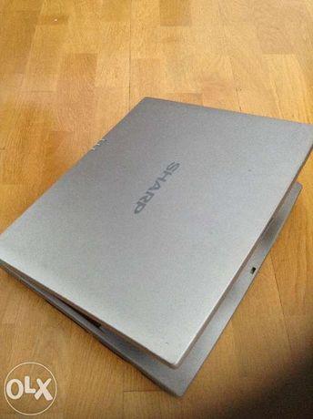 Laptop sharp AMD Athlon 4 pentru dezmembrare sau folosinta