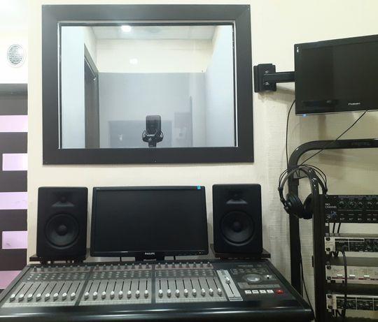 Студия звукозаписи .