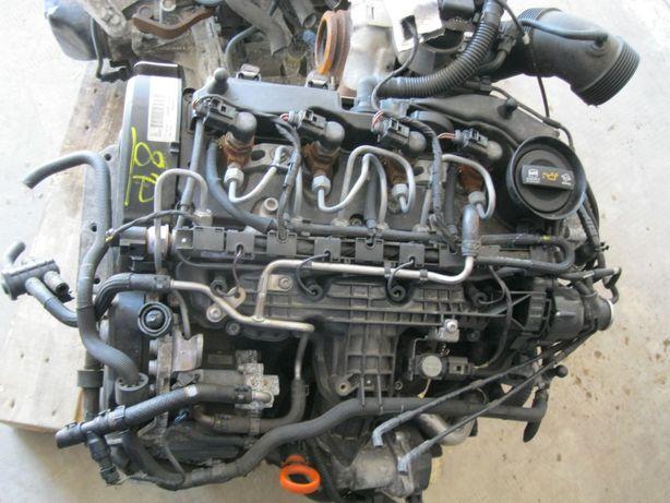 Motor COMPLET 1,6TDI*CAYA*CAYB POLO2012Eu5Rulaj75000kmFabia IbitaFrant
