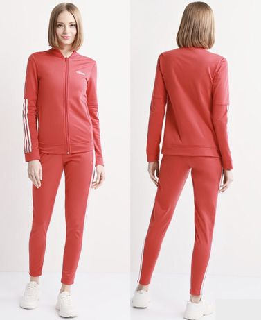 Adidas Back 2 Basics 3-Stripes Tracksuit дамски екип/анцуг - р.S-М