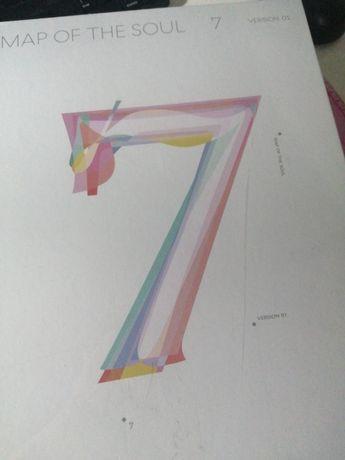 альбом мотс7,1 версия бтс (bts, mots7, map of the soul 7)