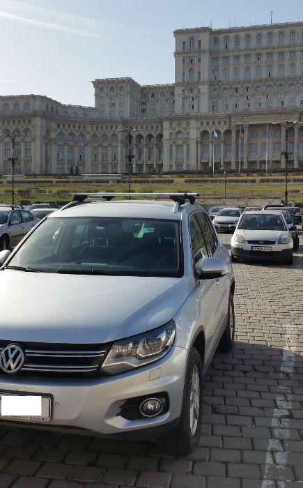 Bare Portbagaj ALUMINIU Vw Volkswagen Golf Tiguan Touareg Passat / NOI Bucuresti - imagine 1