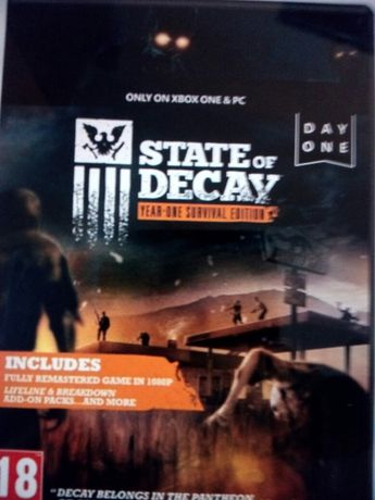 Joc State of decay year one survival edition