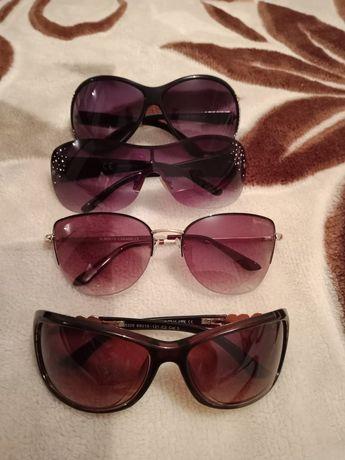 Солнечные очки, 4 шт все за 1500 тг