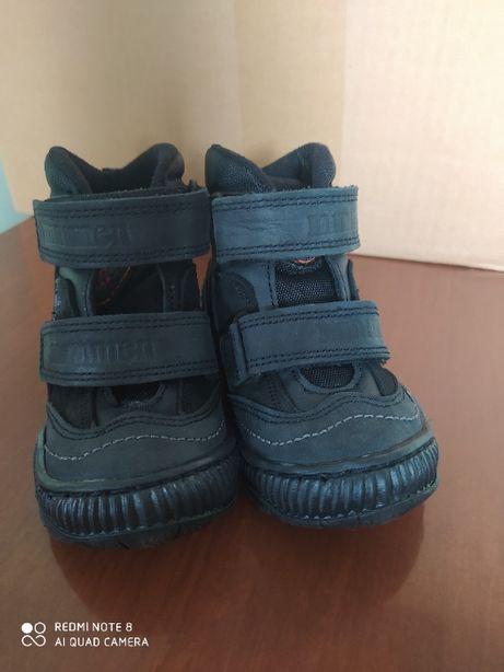 Ботиночки для мальчика размер 20 Minimen, Турция