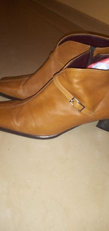 Естествена кожа,Маркови GIL PETERSON дамски обувки