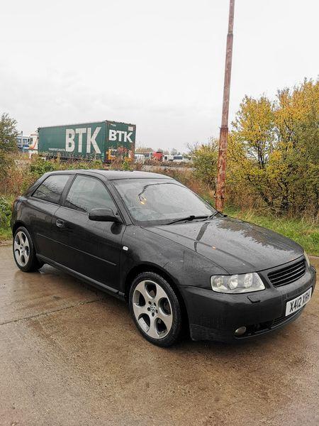 Audi a3 8l на части / ауди а3 1.8т гр. Стара Загора - image 1