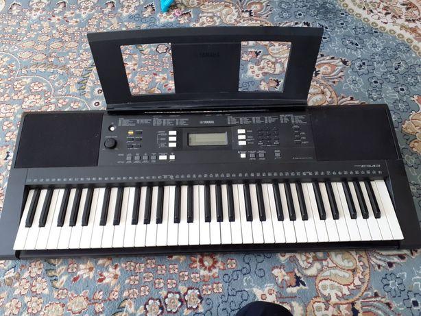 Продам синтезатор YAMAHA PSR Е 343