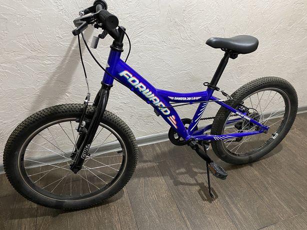 Велосипед на 6-11 лет 20 ка
