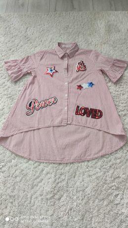 Детска асиметрична риза
