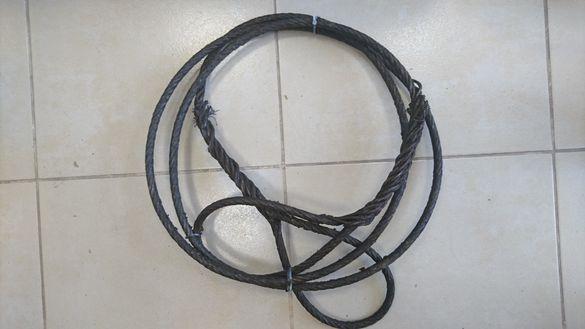 Сапани стоманени въжета