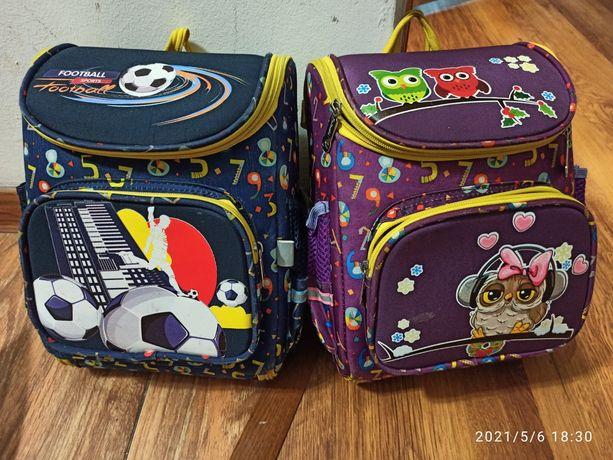 Детские рюкзаки мальчикам и девочкам