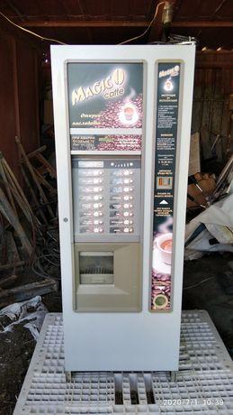 Продавам кафе автомат Zanussi Spacio