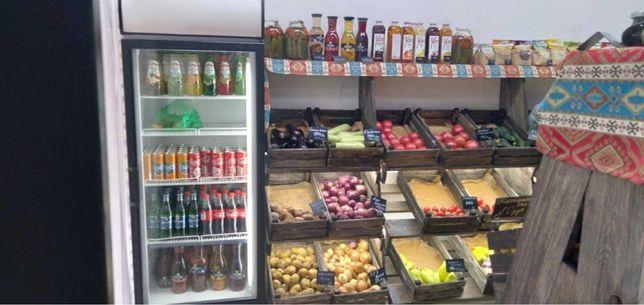 Павильон овощи фрукты по Иманбаева