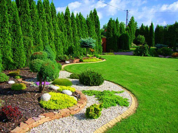 Озеленяване и изграждане на поливни системи
