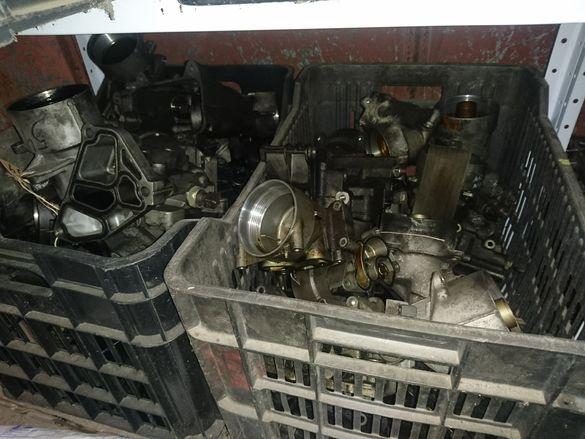 Маслено тяло БМВ Е46 Е39 Е90 Е87 Е60 Е61 Е34 Е53 Х5 Х3 Е70 и др.