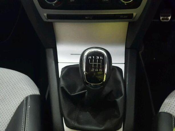 Cutie manuala Skoda Octavia facelift VRS cod KZS