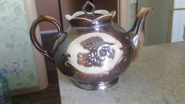 Чайник (заварник) фарфоровый на 1,5 литра