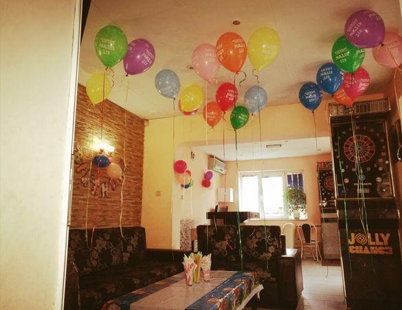 """Празнуване на детски рожден ден в кафе-клуб """"Глобъл"""""""