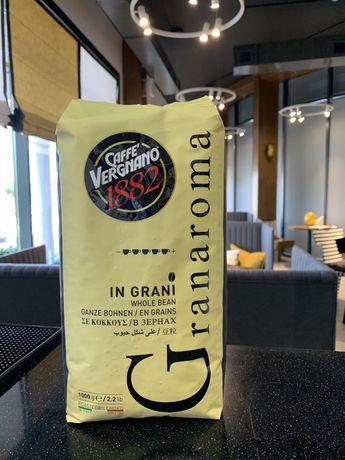 Кофе Vergnano 1882 Granaroma (70/30)