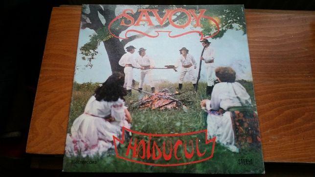"""Vinyl de colectie - Savoy - """"Haiducul"""""""