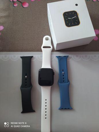 Смарт-часы Smart Watch W26+, Bluetooth, шагомер, датчик пульса