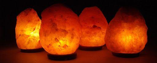 Солевые лампы