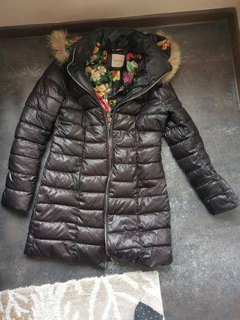 Зимно яке ,с качулка
