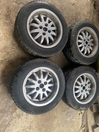 Джанти Borbet с гуми
