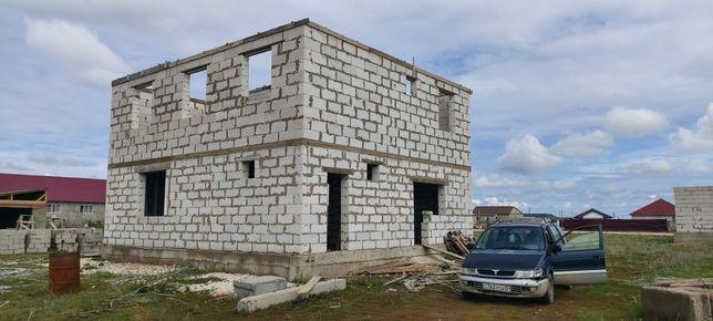 Земельный участок с домом  в Коянды.Рядом новая школа