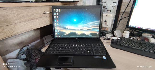 2х ядерный ноутбук HP, озу 4гб, жёсткий диск 320гб