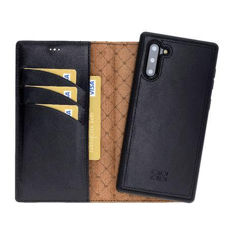 Husa Samsung Note 10, piele premium 2in1, Bouletta -Magic Wallet