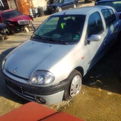 Рено Клио 1.5dci.1.2i.1.9dti. Renault Clio на части