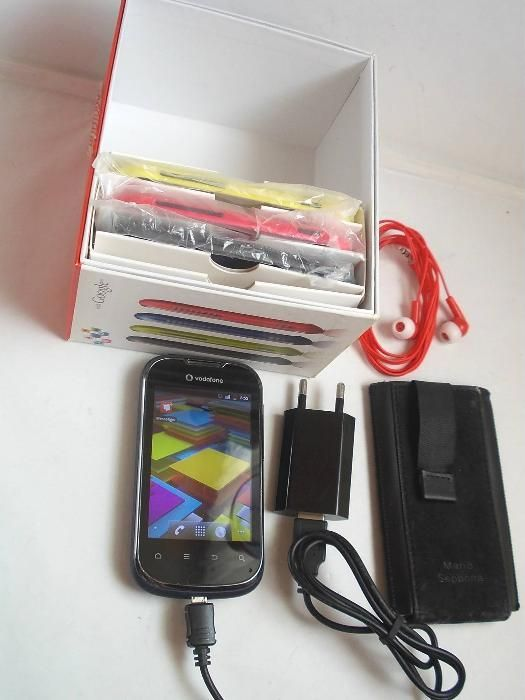 Smartphone Vodafone Smart II Alcatel (vand sau schimb) Bucuresti - imagine 1