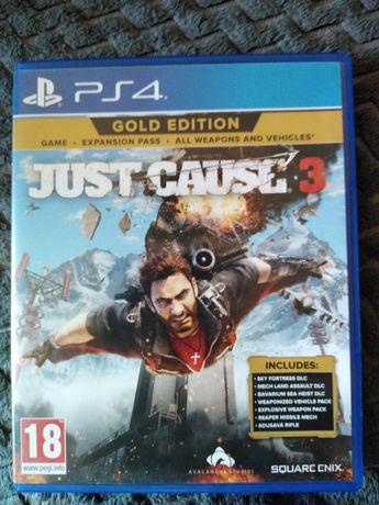 Vand just cause3 ps4