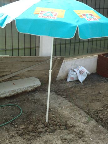 Umbrela Diametru -> 1.80m