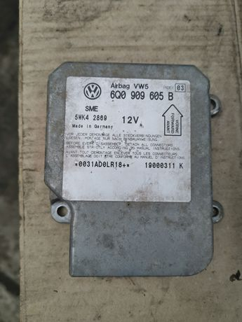 Calculator airbag Volkswagen Passat B5
