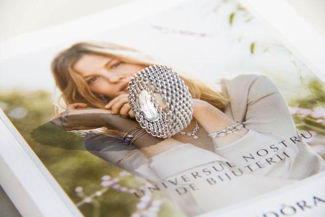 Inel Tiffany din argint 925