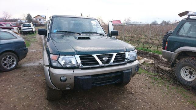 Nissan patrol y61 dezmembrez