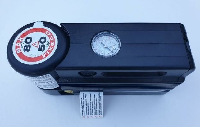 Compresor auto umflat roti cu solutie pana Kit Fix&Go Fiat Alfa Romeo