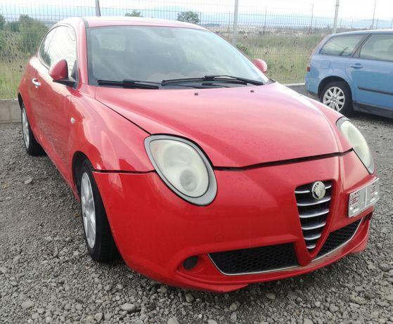 Alfa Romeo Mitto,На части