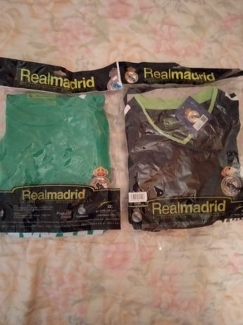 ОригиналниМъжки тениски Реал Мадрид
