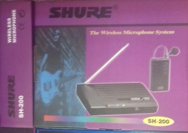 Microfon Shure SH-200 microfon scena
